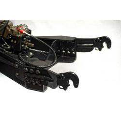 Wkład filtra hydraulicznego FCR711C10B40